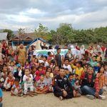 Pondok Anak Ceria ikut redakan trauma korban gempa