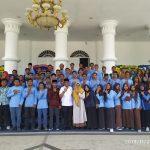 Kegiatan Aksi Sosial Dalam Memperingati Hari Kesetiakawanan Sosial Nasional (HKSN)