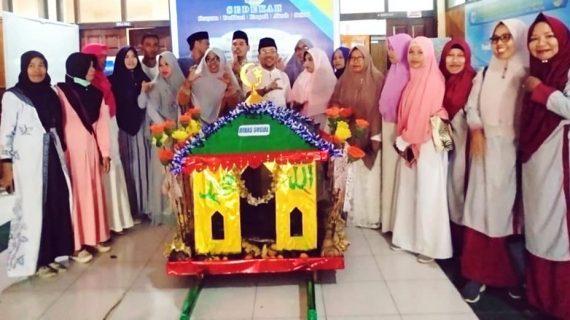 Perayaan Maulid Nabi Muhammad SAW 1441 H Tingkat Kabupaten