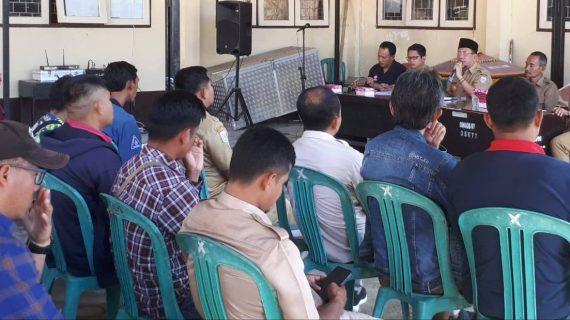 Verifikasi dan Validasi Data Terpadu Kesejahteraan Sosial Kabupaten Sumbawa Barat